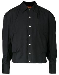 Объемная куртка Private policy