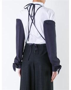 Блузка с открытой спиной Roberts wood