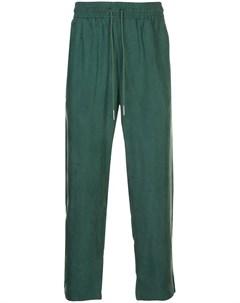 Rochambeau спортивные брюки с завышенной талией xl зеленый Rochambeau