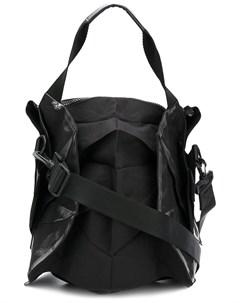 132 5 issey miyake стилизованная сумка тоут один размер черный 132 5. issey miyake