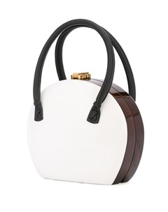 Rocio сумка thandie один размер белый Rocio