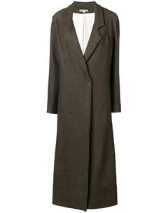 Edeline lee пальто weimar 4 зеленый Edeline lee