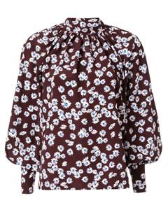Блузка с цветочным принтом Anna october