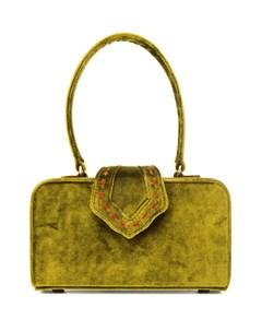 Каркасная сумка тоут Mehry mu