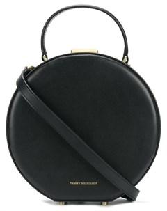 Tammy benjamin сумка тоут hatbox один размер черный Tammy&benjamin