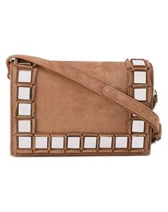 Декорированная сумка на плечо Tomasini
