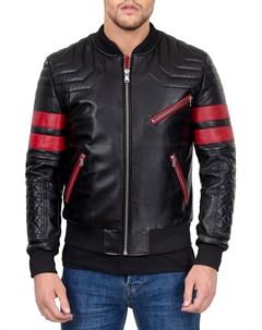 Кожаная куртка Jack williams