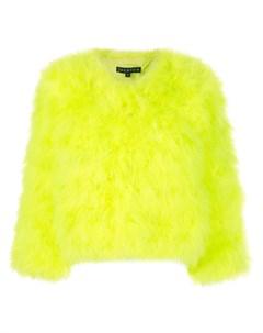 Укороченная куртка с вышивкой Jocelyn
