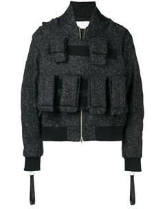 Куртка бомбер с карманами Matthew miller