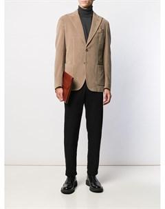 Фактурный пиджак Dell'oglio