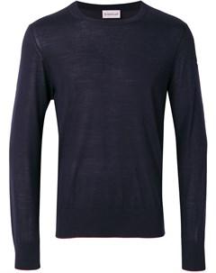 Свободный свитер Moncler