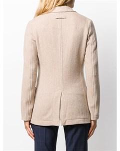 Однобортный блейзер T jacket
