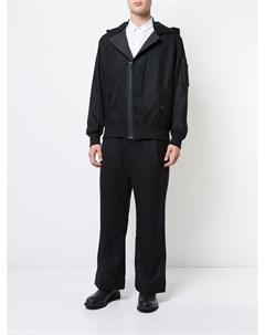 Куртка бомбер с капюшоном Individual sentiments