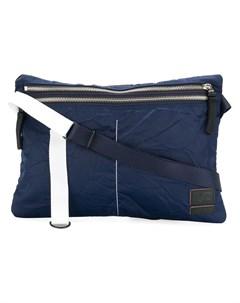 Джинсовая сумка на плечо Porter