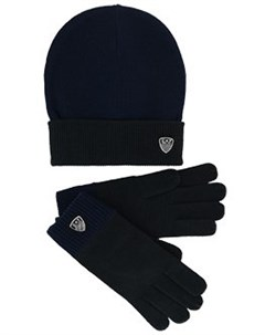 Комплект перчатки шапка Ea7