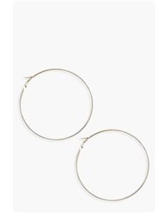 Массивные серьги кольца 9 см Boohoo