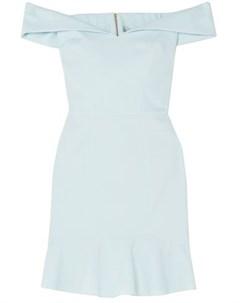 Короткое платье Rebecca vallance