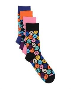 Короткие носки Happy socks