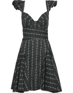 Короткое платье Petersyn