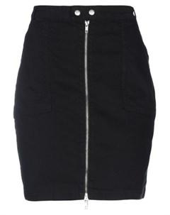 Джинсовая юбка Minimum