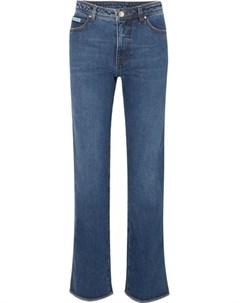 Джинсовые брюки Alexa chung