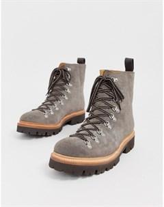 Замшевые походные ботинки brady Grenson