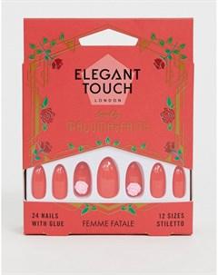 Накладные ногти X Paloma Faith Femme Fatale Elegant touch