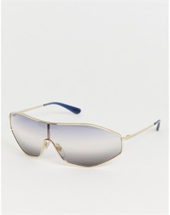 Солнцезащитные очки Vogue Eyewear x Gigi Hadid 0VO4137S Серебряный