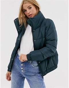 Укороченное дутое пальто Brave soul