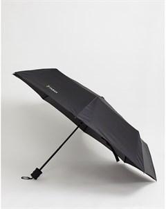 Черный зонт Farah