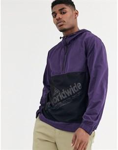 Фиолетовый анорак Wire Frame 2 0 Huf