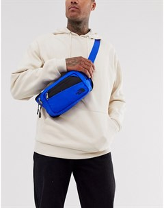 Синяя черная сумка кошелек на пояс Bozer Синий The north face