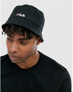 Черная панама с логотипом Butler Черный Fila
