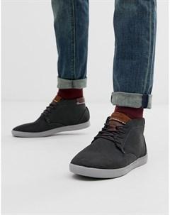 Зеленые замшевые кроссовки alvendon Boxfresh