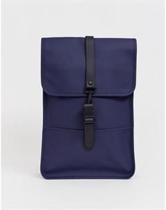 Темно синий непромокаемый рюкзак 1280 Rains