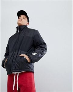 Черная дутая куртка Kidda By Christopher shannon