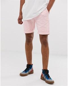 Шорты чиносы персикового цвета Tommy jeans