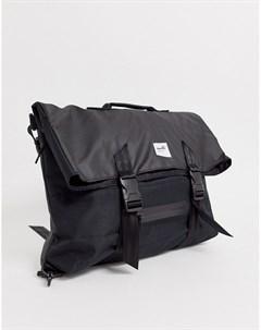 Черная сумка через плечо Boxfresh