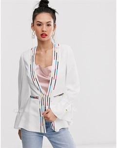 Куртка в стиле 70 х Monte Carlo Sass and bide