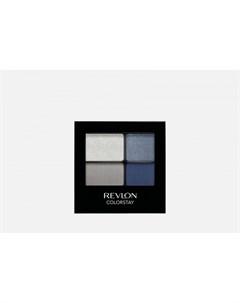 Тени для век 4 х цветные Colorstay Eye16 Hour Eye Shadow Revlon