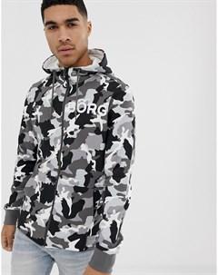 Куртка с капюшоном Björn borg