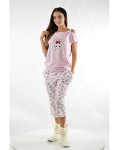 Пижама с капри Relax Mode Relax mode