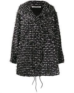 Пальто прямого кроя Jourden