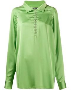 Атласная блузка Jourden