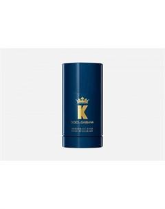 Новый дезодорант антиперспирант для мужчин K by K by Dolce Gabbana Dolce&gabbana