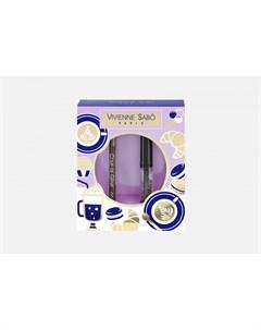 Подарочные наборы Карандаш для бровей тон 001 гель для бровей Fixateur Vivienne sabo