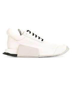 Кроссовки на шнуровке Adidas by rick owens