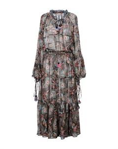 Длинное платье Anjuna