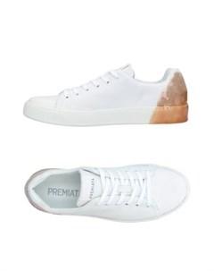 Низкие кеды и кроссовки Premiata