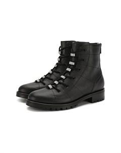 Кожаные ботинки Bren Jimmy choo